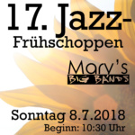 17. Jazz-Frühschoppen