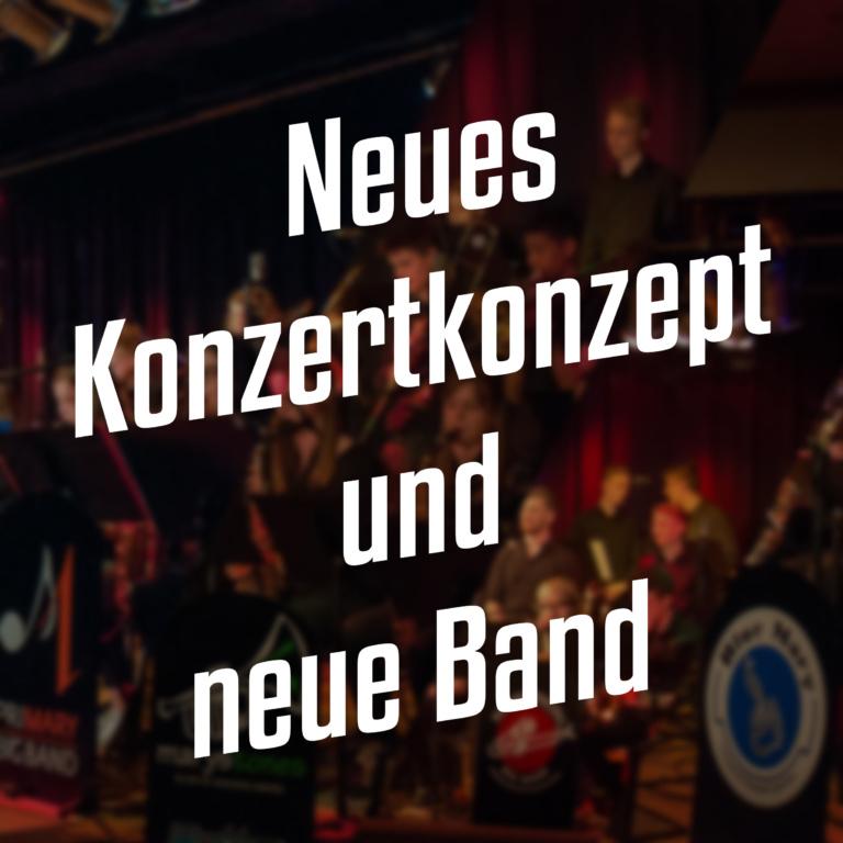 """Zwei Konzerte mit """"Mary's Big Bands"""""""